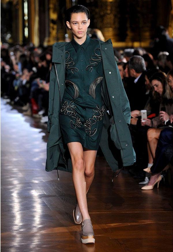 tendencias vestidos Otoño-Invierno 2014