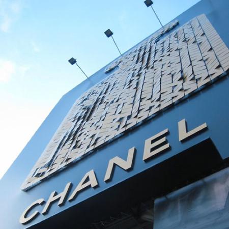 CHANNEL EN PARÍS CON S.O.S PERSHONAL SHOPPER