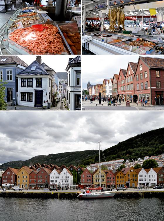 bergen noruega fotos