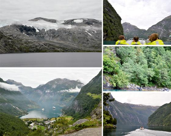 Geiranger viaje a Noruega