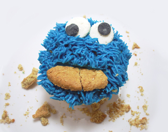comer ansiedad monstruo de las galletas
