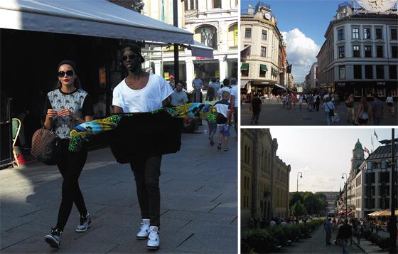 Street style en Oslo