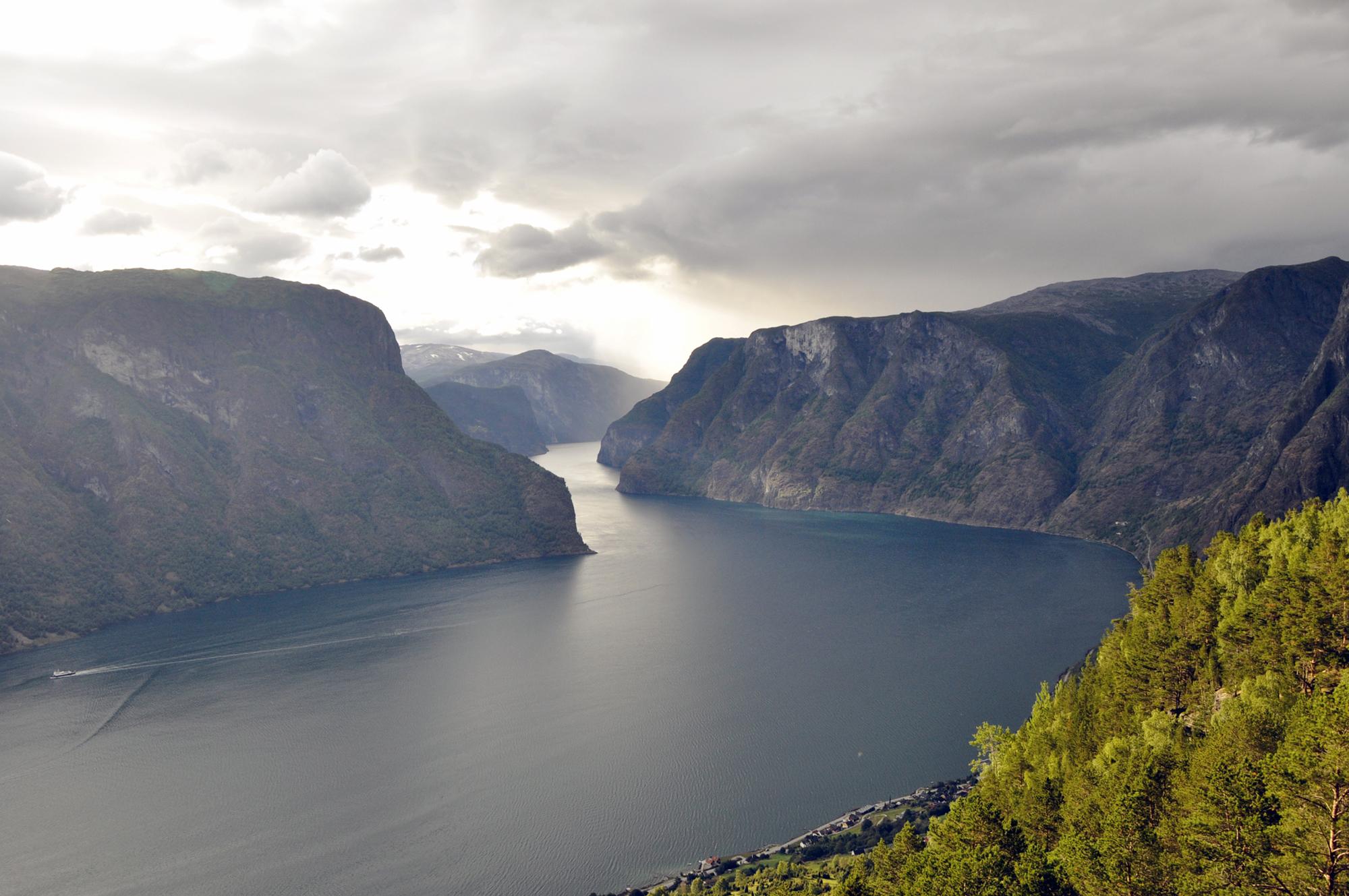 viaje increible a Noruega