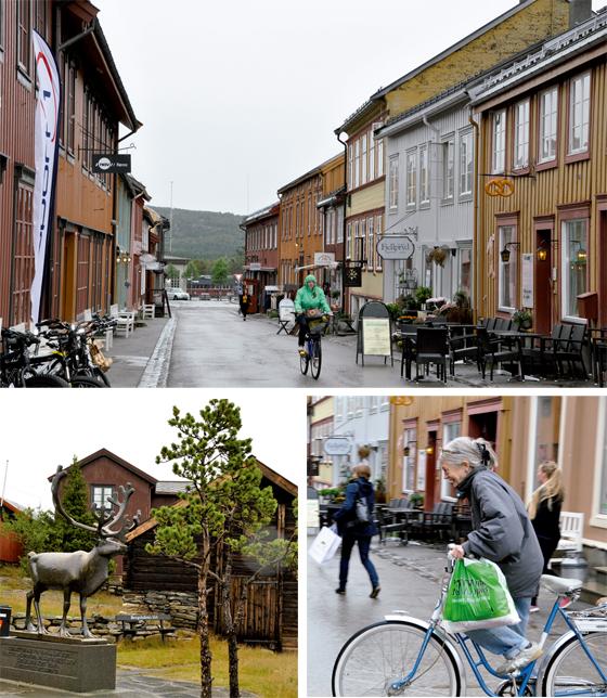 roros viaje a noruega