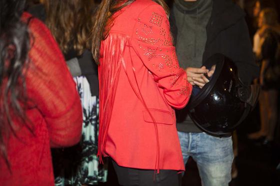 street style madrid Vogue Fashion Night Out Madrid