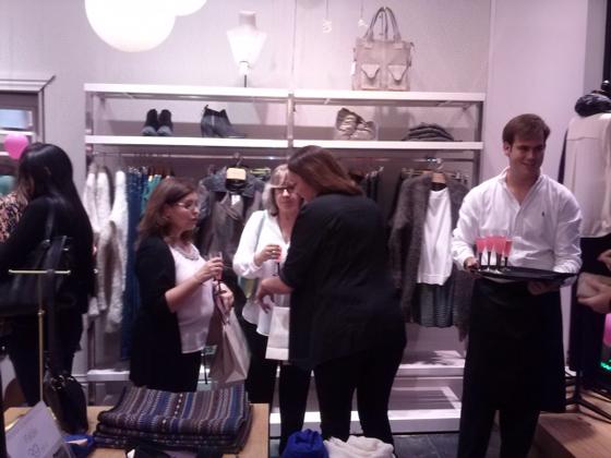 tiendas fashion night out madrid
