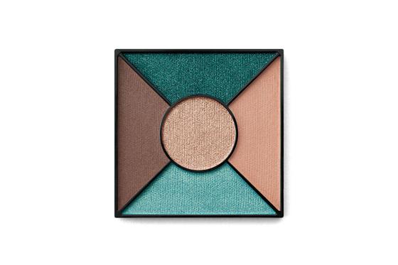 sombras de ojos color verde