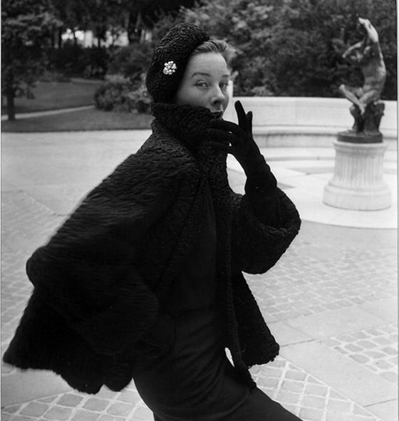Bettina: supermodelo de los 50 de rabiosa actualidad