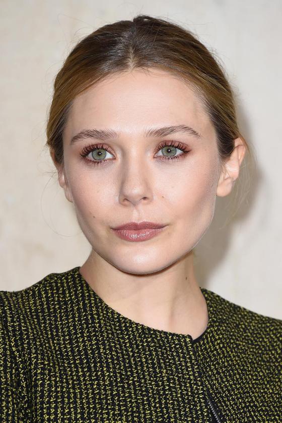 Maquillaje para los ojos: tonos marrones tonos calidos