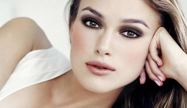 Maquillaje para los ojos: tonos marrones