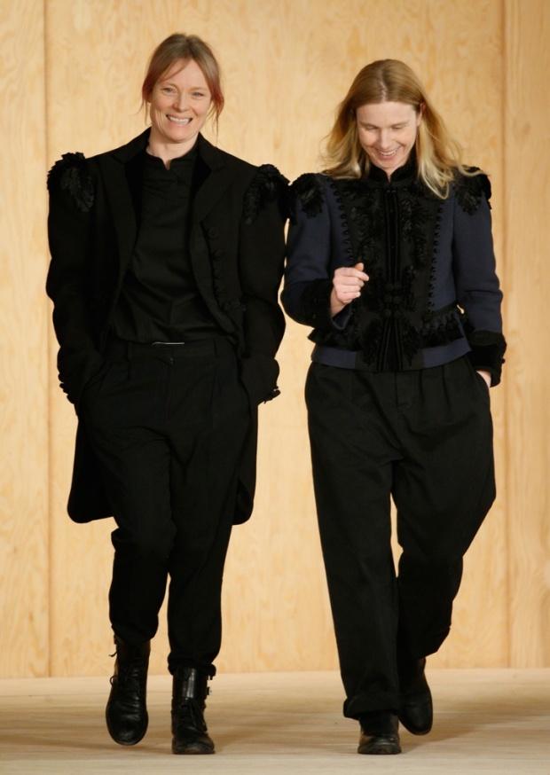 Katie Hillier y Luella Bartley crean su propia firma de moda marc jacobs