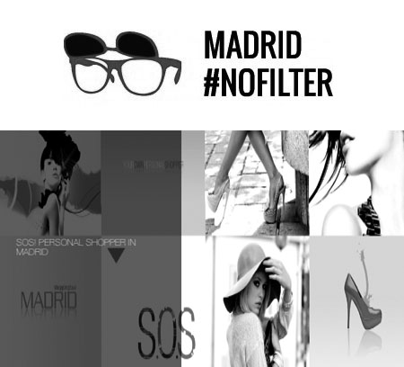 SOS! Personal Shopper in Madrid