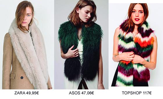 Tendencia, tres accesorios indispensables esta temporada, Faux Fur 2