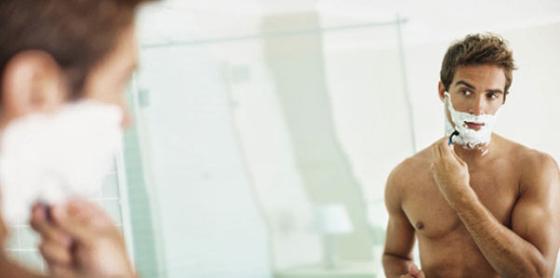 Fáciles tips de belleza masculinos, afeitado