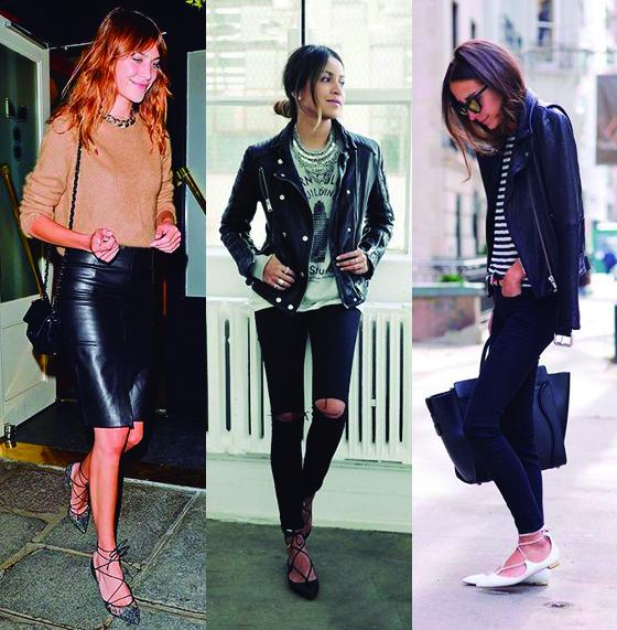 Ballet Flat Shoes, más que una Tendencia. outfit 2