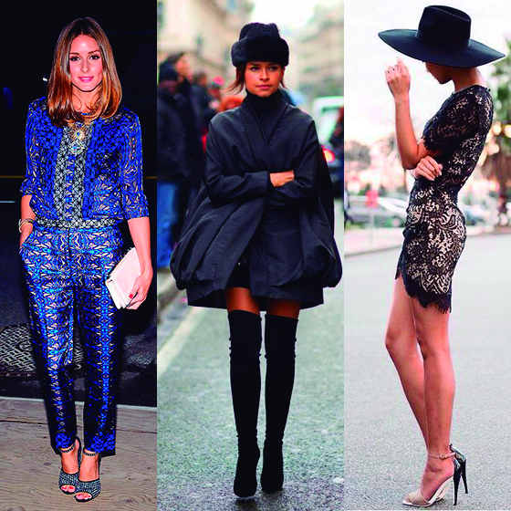 Tendencia, Looks Navideños CELEBRITIES 1