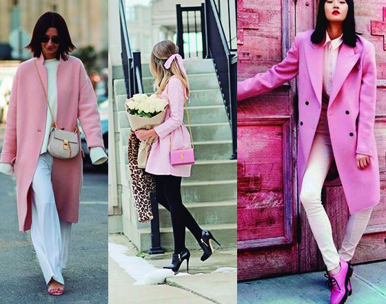 LA VIDA DE COLOR ROSA . outfits 1