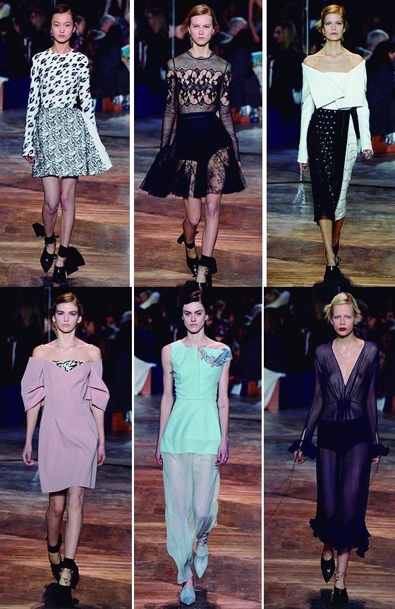 un recorrido por la alta Costura, París, Dior