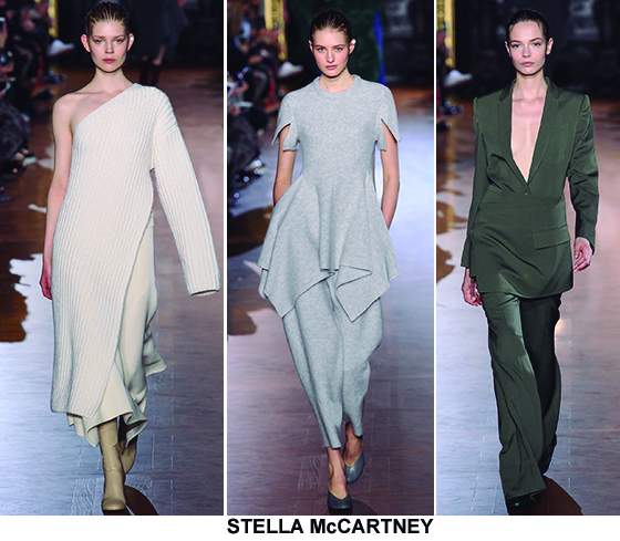 Tendencia, Look Monocolor, clave esta temporada .stella-mccartney