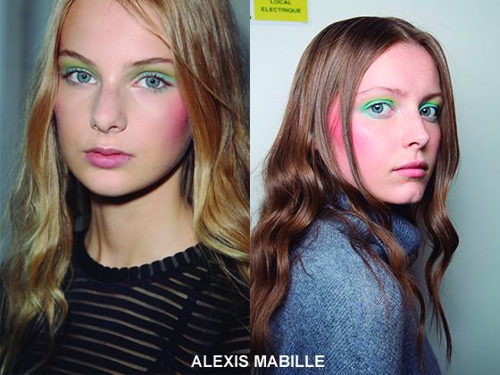 Tendencias Maquillaje Primavera 2016,Alexis-Mabille-spring-2016-