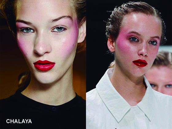 Tendencias Maquillaje Primavera 2016,CHALAYA