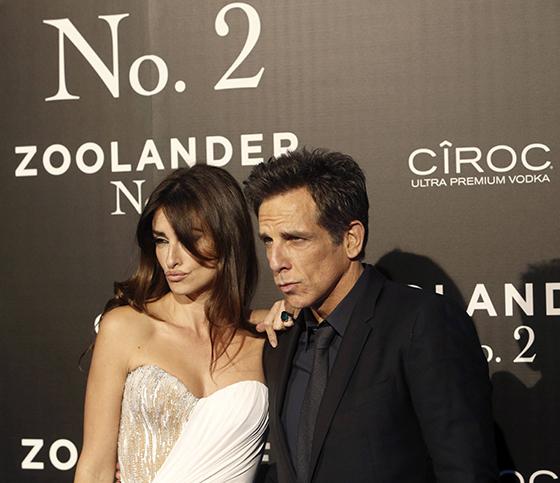 Noticas de la semana, Ben Stiller y Penelope Cruz