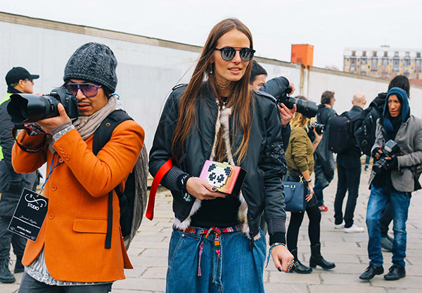 Streetstyle Fashion Weeks, portada