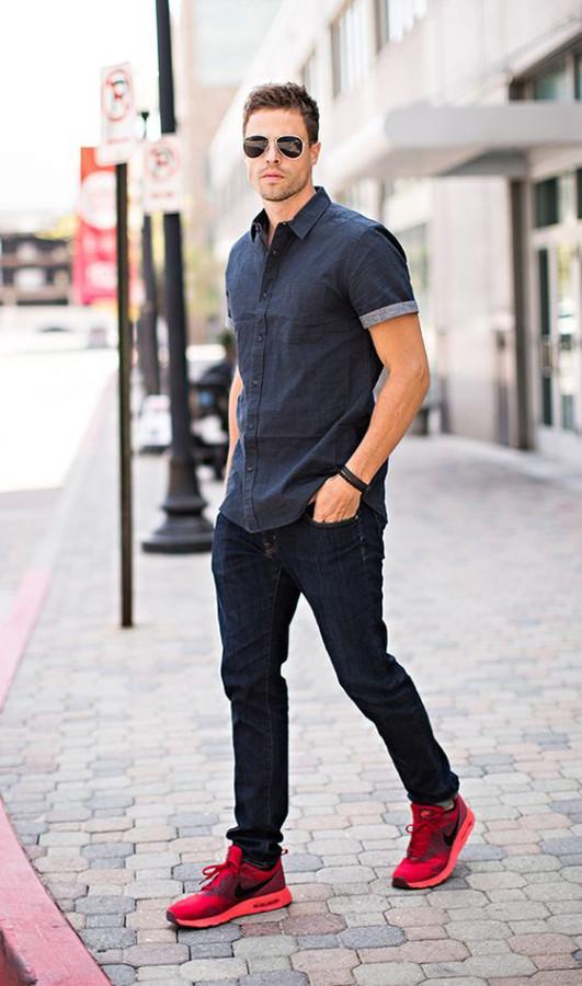 Tendencias Hombre, primavera 2016 , camisas 1